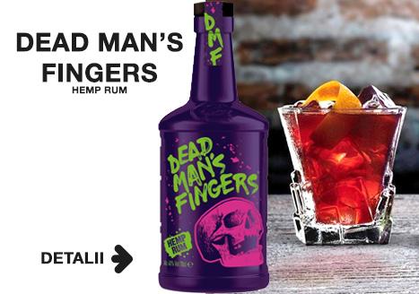 DMF Hemp Rum